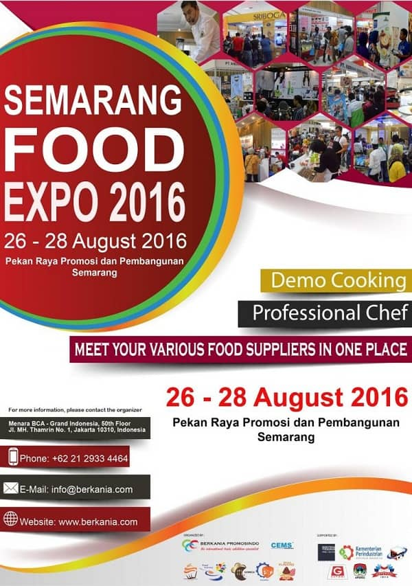 Semarang Food Expo 2016