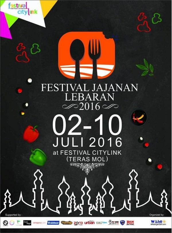 Festival Jajanan Lebaran 2016
