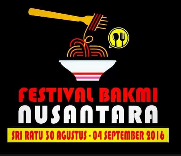 Festival Bakmi Nusantara