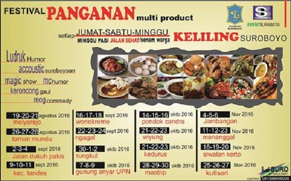 Festival Panganan Multi Product