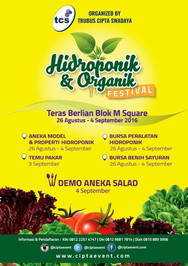 Hidroponik & Organik Festival