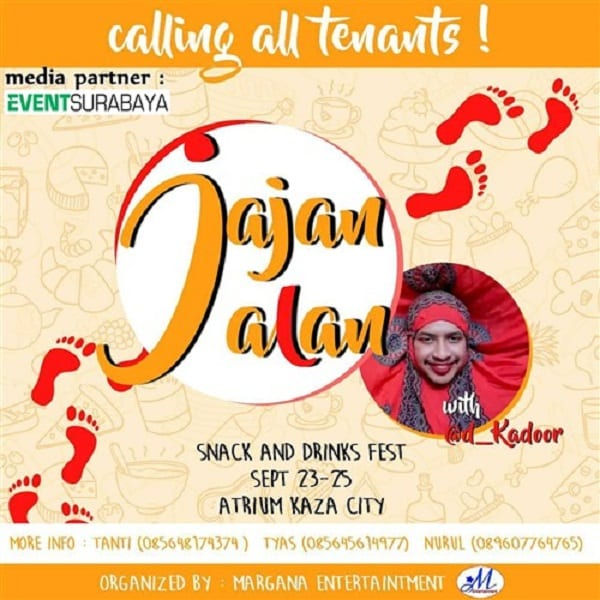 Jajan Jalan Snack And Drink Festival