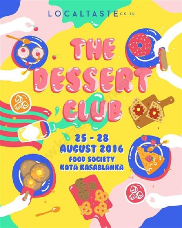 LocalTaste: The Dessert Club