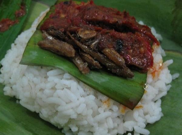Resep Membuat Nasi Kucing Khas Yogyakarta