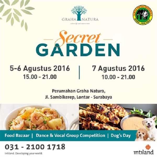 Secret Garden Graha Natura