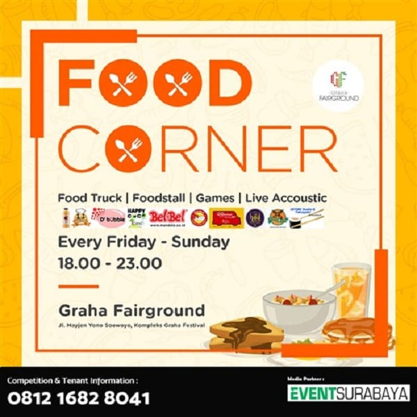 Food Corner Graha Fairground