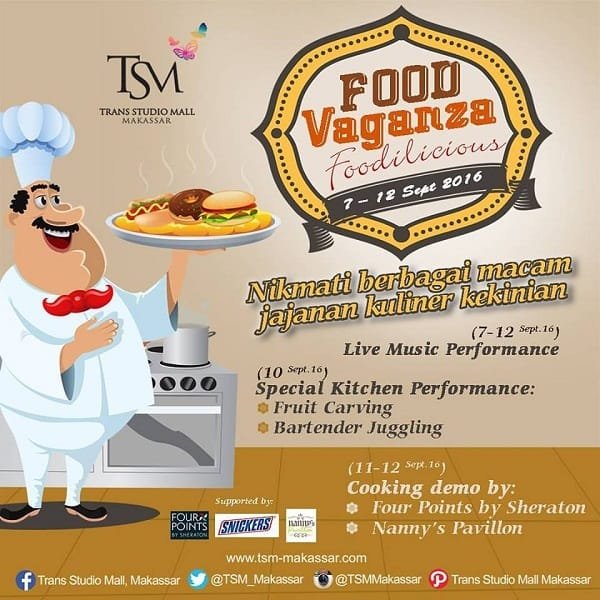 Food Vaganza Foodilicious