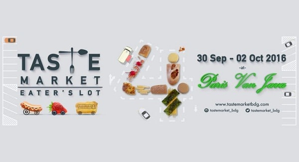 Taste Market: Eater's Lot at Paris Van Java
