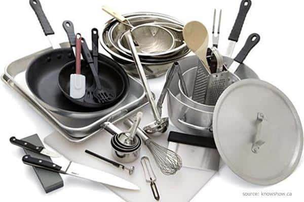Tips Memasak dan Merawat Peralatan Dapur