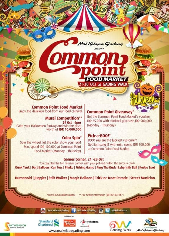 Common Point Food Market