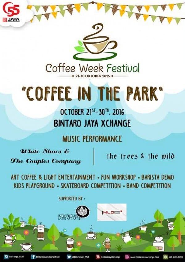 Coffee Week Festival