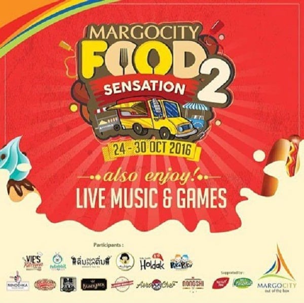 Margocity Food Sensation 2