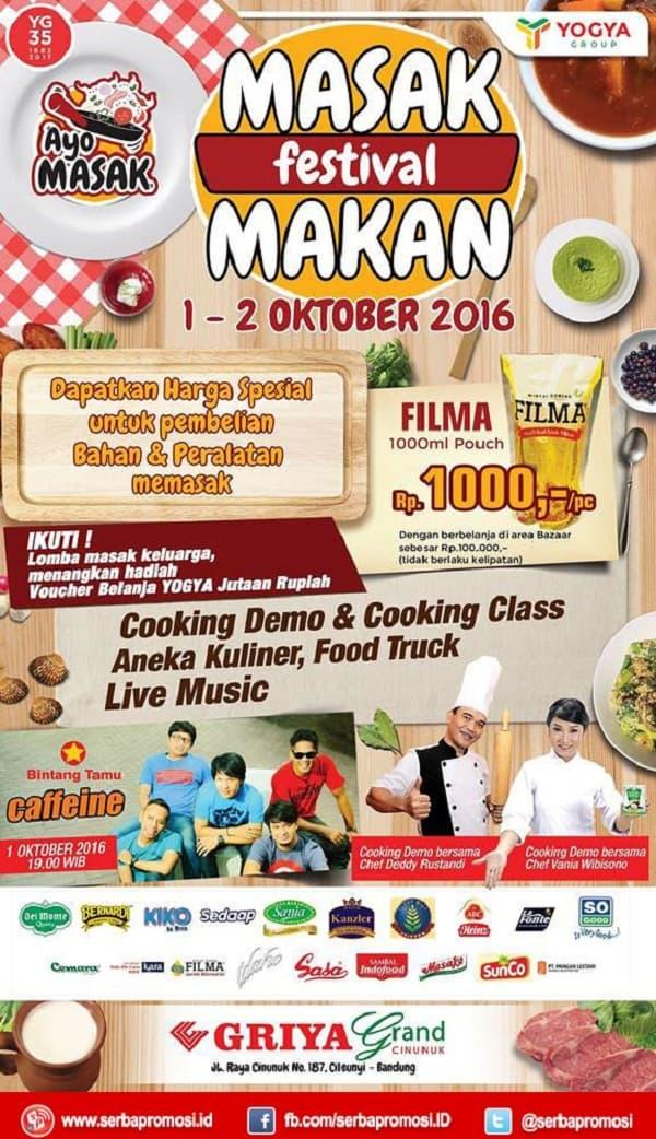 Masak Makan Festival