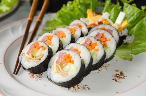 Masakan Korea: Kimbap, Sushi ala Korea