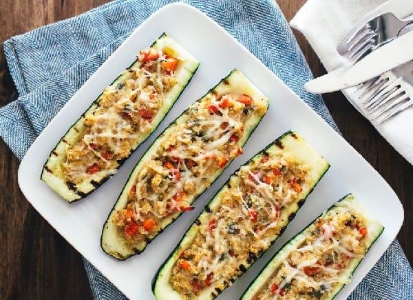 Resep Membuat Zucchini Panggang Rasa Keju