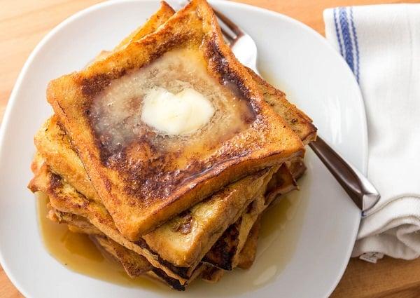 Resep Sarapan Praktis: French Toast
