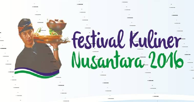 Festival Kuliner Nusantara 2016