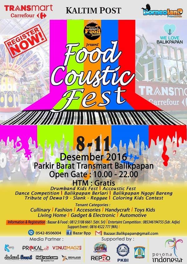 Food Coustic Fest