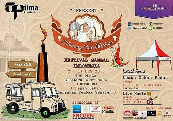 Festival Sambal Indonesia