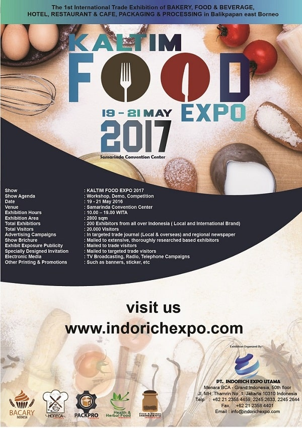 Kaltim Food Expo 2017