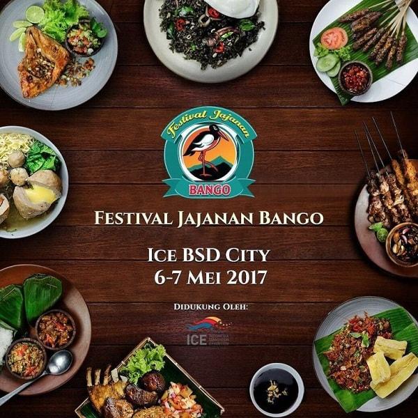 Festival Jajanan Bango 2017