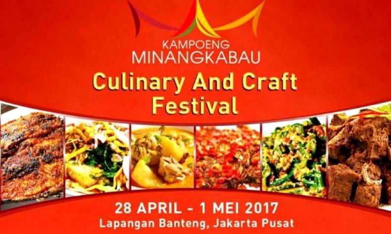 Kampoeng Minangkabau: Culinary and Craft Festival