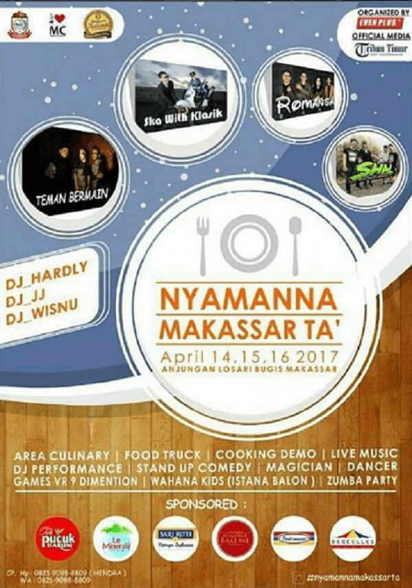 Nyamanna Makassar Ta'