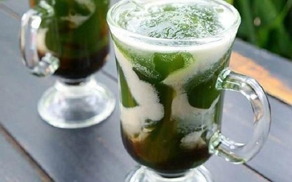 Minuman Buka Puasa: Es Cincau Hijau