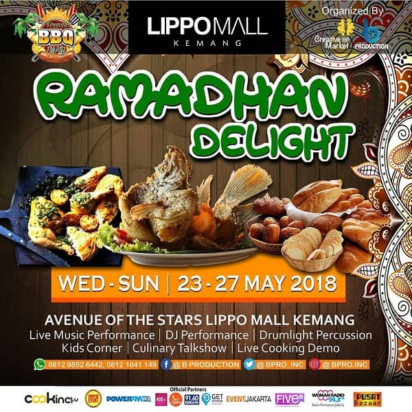 Kemang BBQ Party: Ramadhan Delight