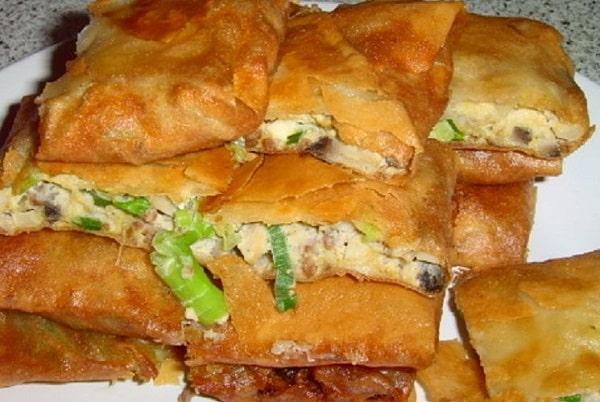 Hidangan Buka Puasa: Martabak Tahu