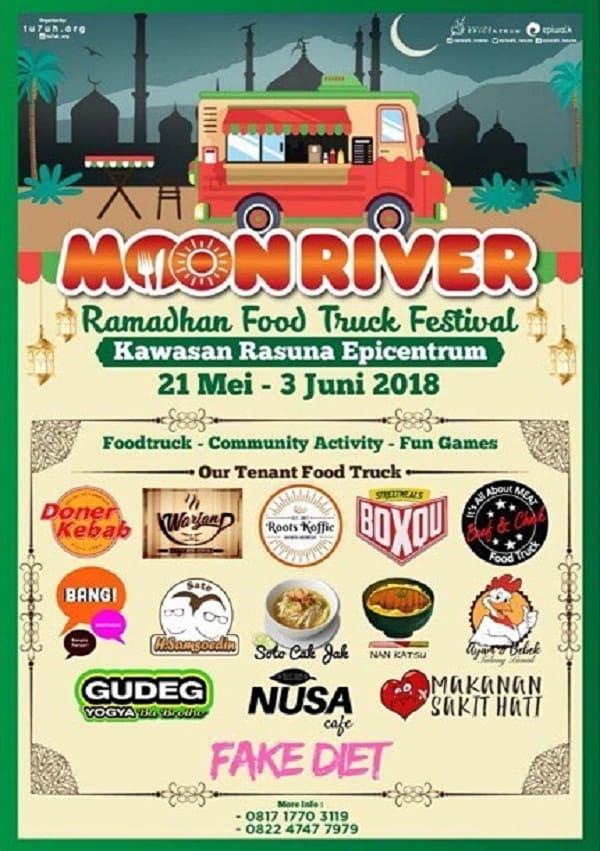 Moonriver Ramadhan Food Truck Festival