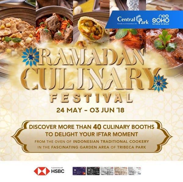 Ramadhan Culinary Festival 2018