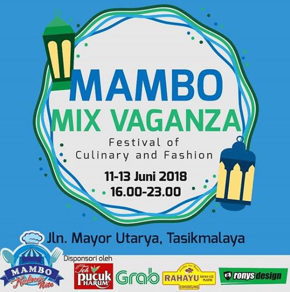 Mambo Mix Vaganza: Festival of Culinary and Fashion