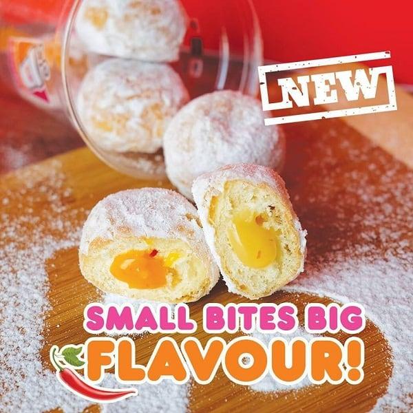 Dunkin Donuts Promo Spicy Munchkins Harga Mulai Dari Rp 15.000,-