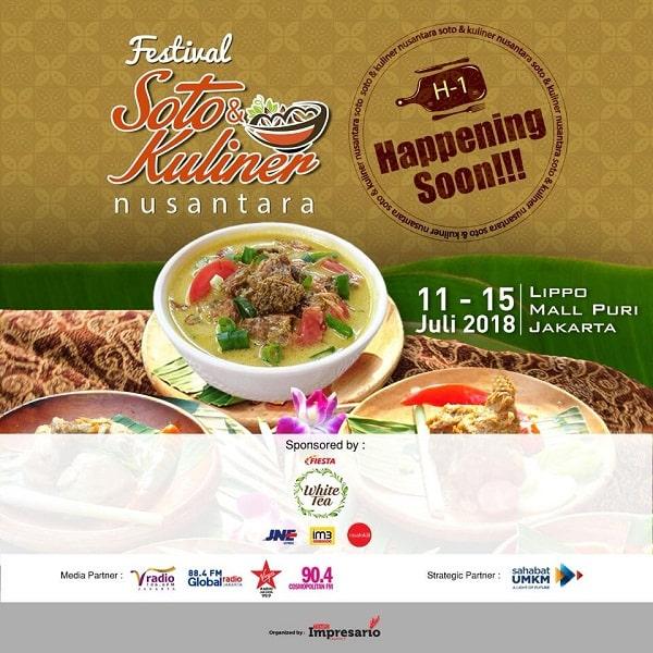 Festival Soto dan Kuliner Nusantara