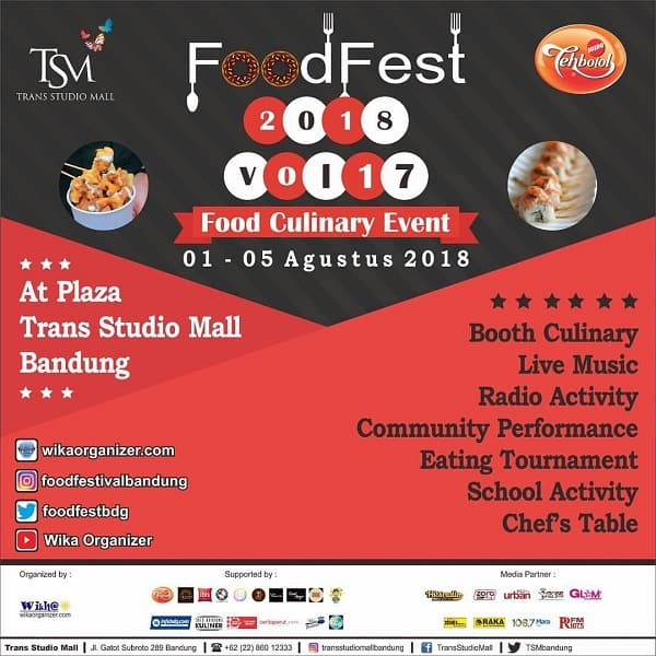 FoodFest 2018 Vol. 17