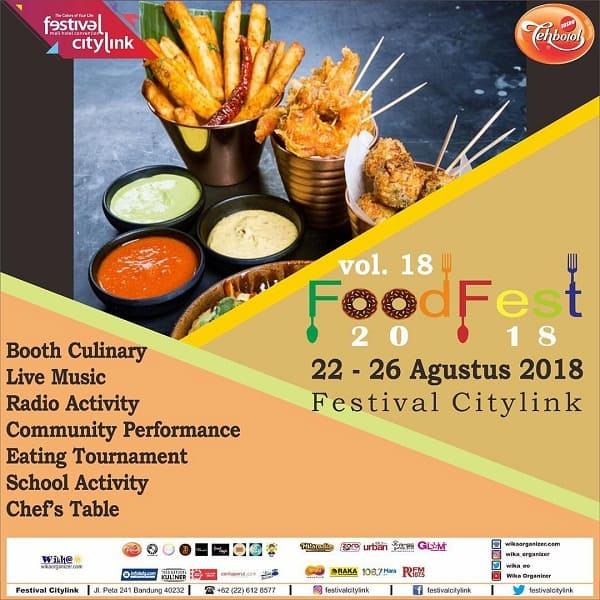 FoodFest 2018 Vol. 18