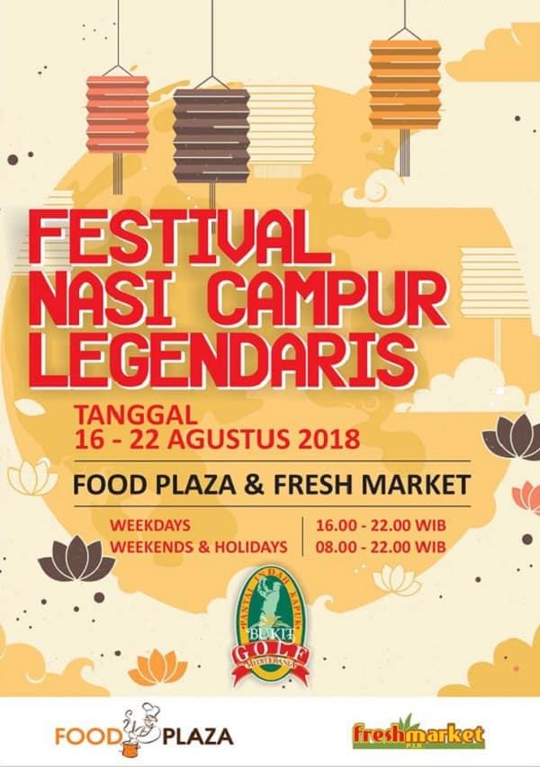 Festival Nasi Campur Legendaris