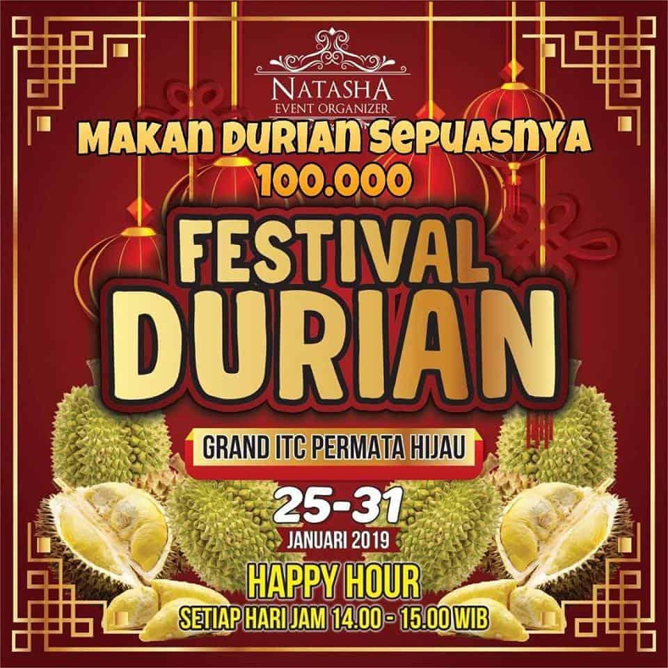 Festival Durian – Grand ITC Permata Hijau