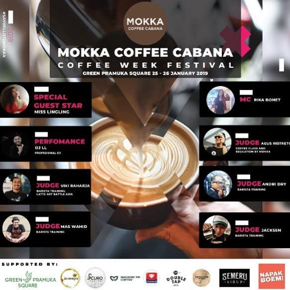 Mokka Coffee Week Festival