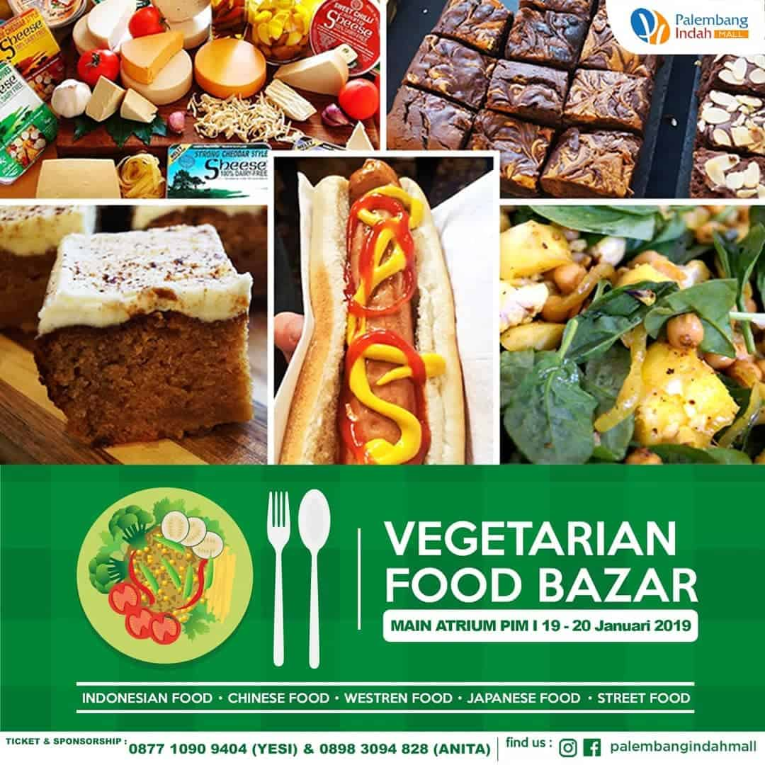 Vegetarian Food Bazaar