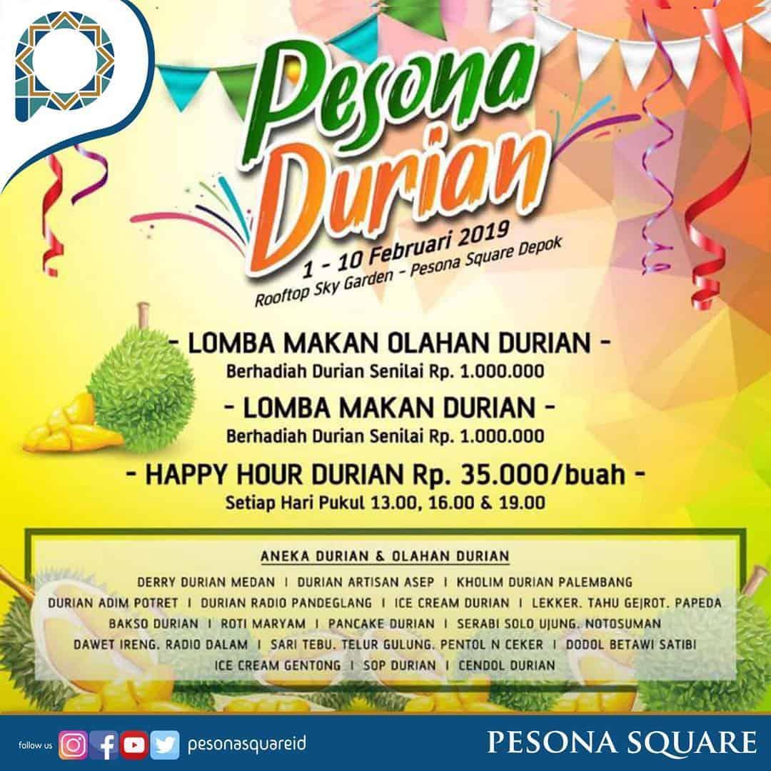 Pesona Durian