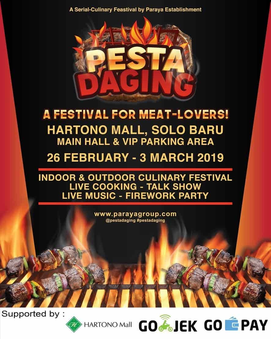 Pesta Daging – Hartono Mall Solo