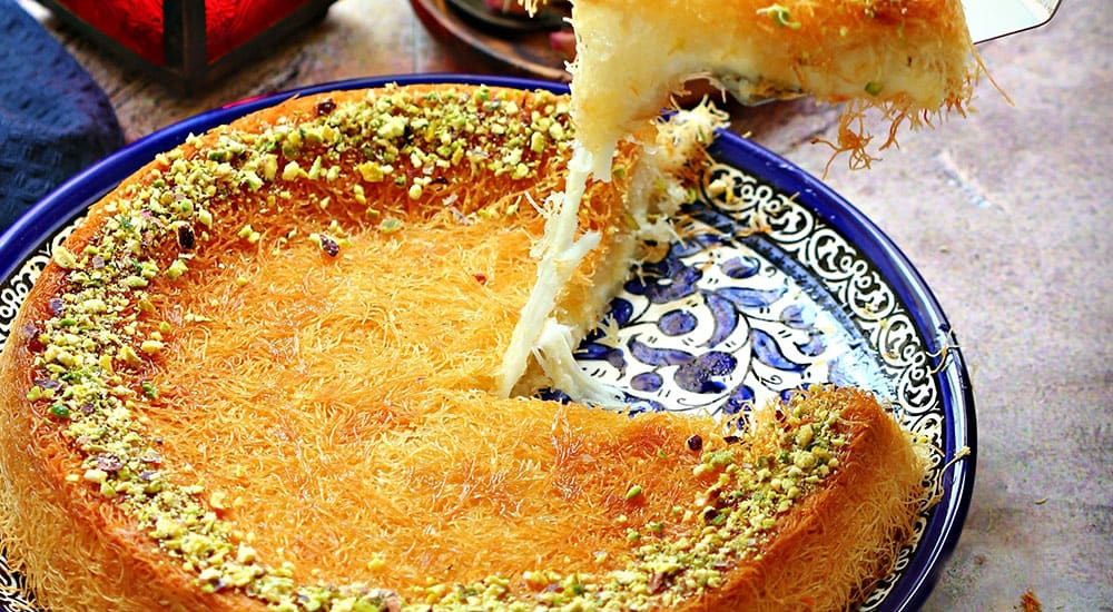 Resep Membuat Kunafa, Hidangan Manis Khas Palestina