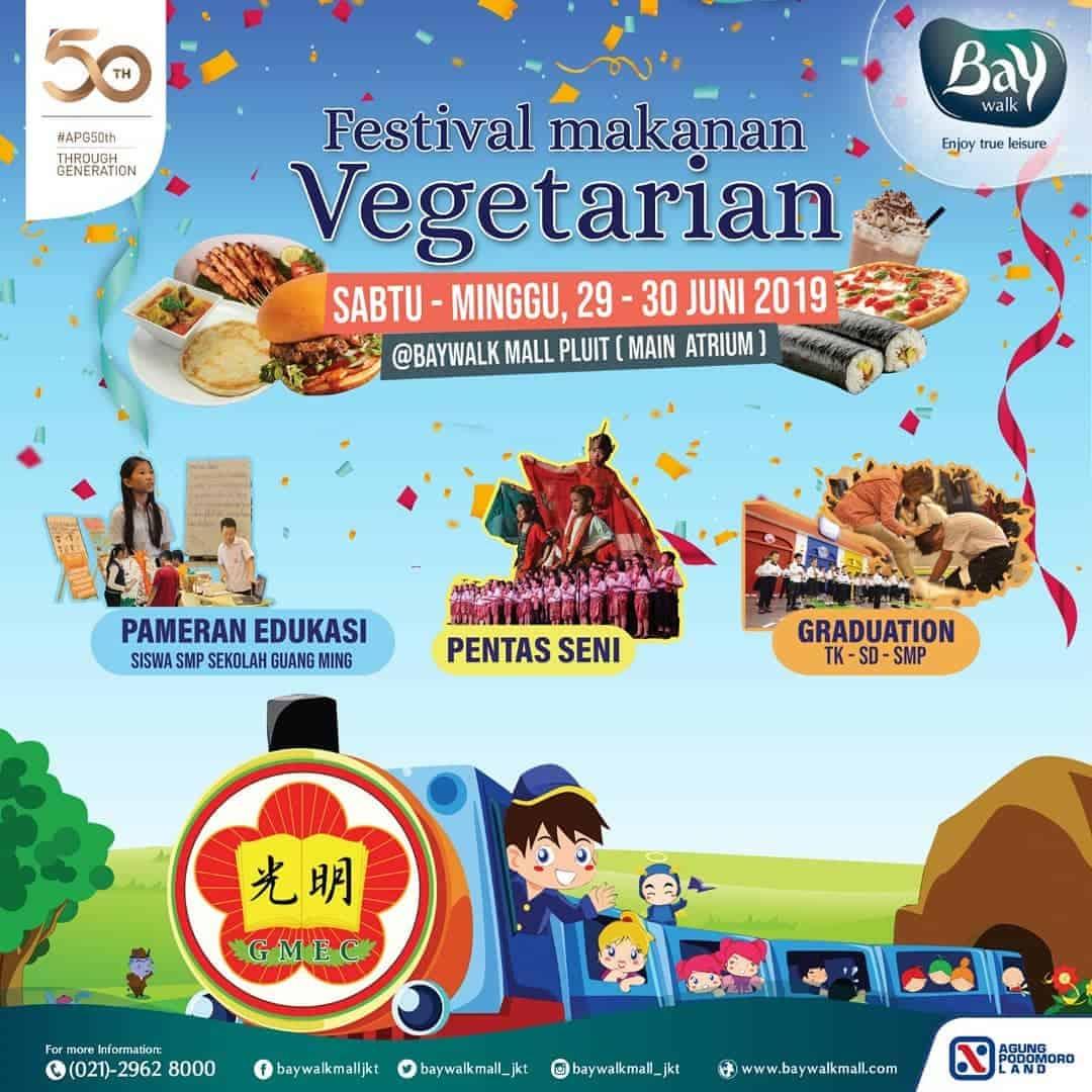Festival Makanan Vegetarian