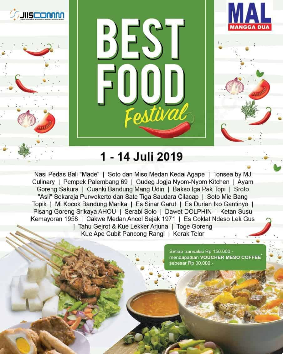 Best Food Festival 2019