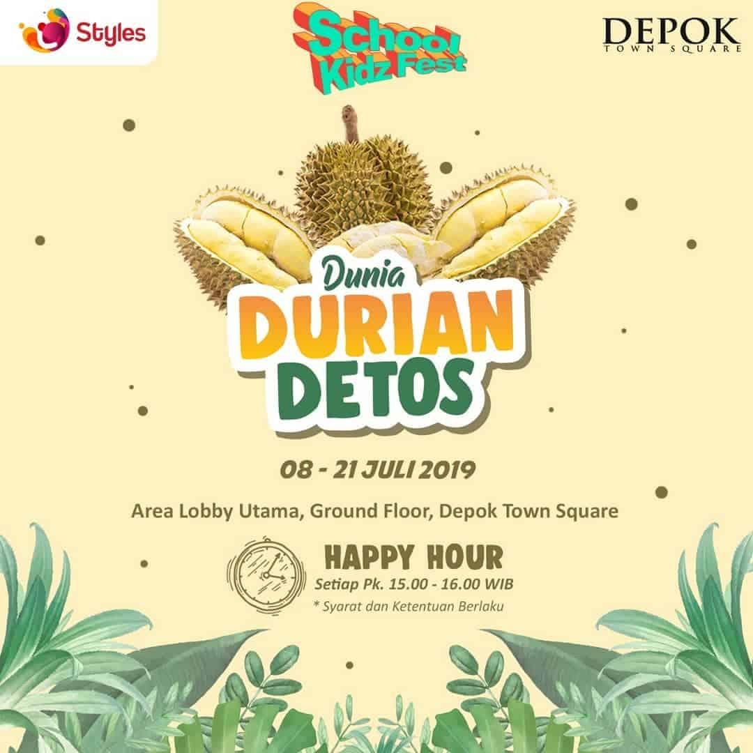 Dunia Durian Detos