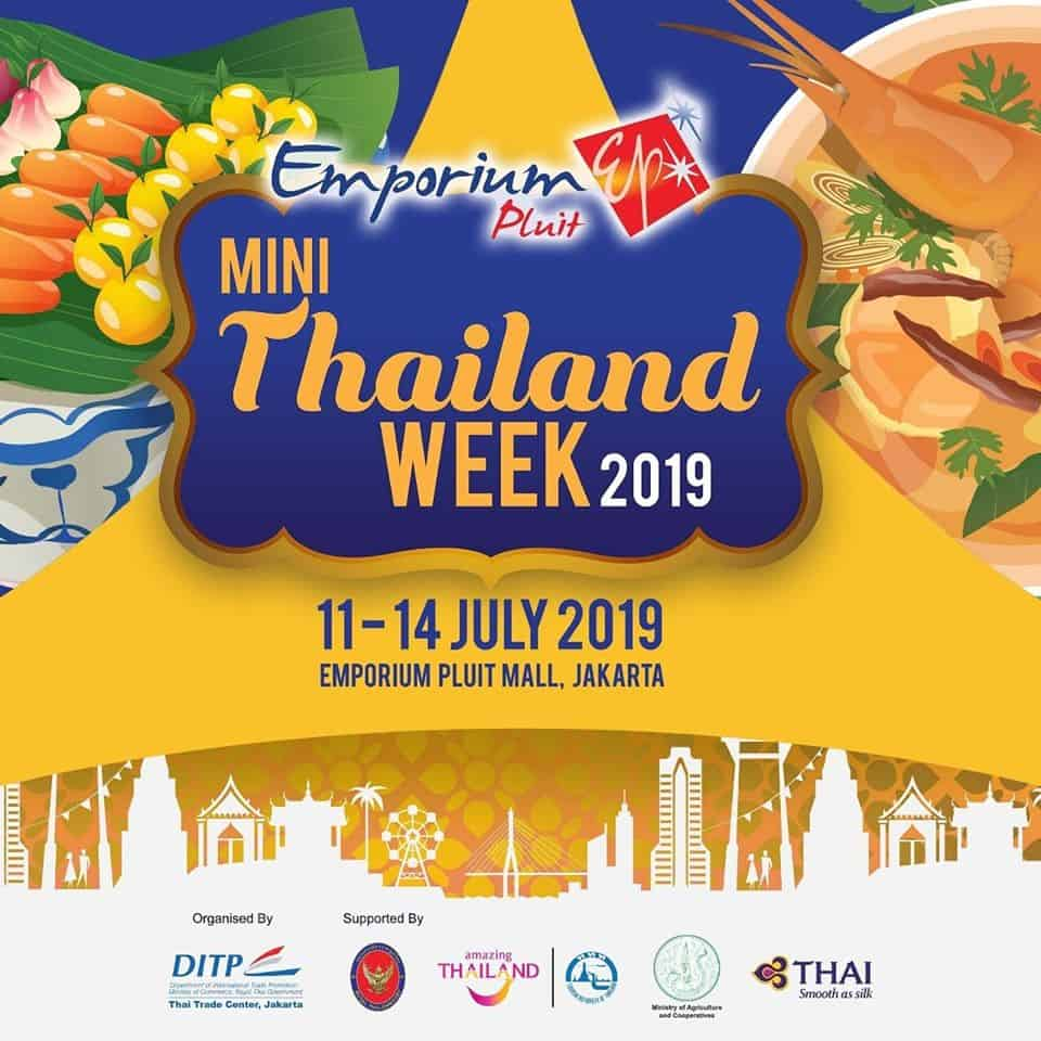 Mini Thailand Week 2019