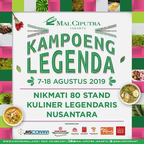 Kampoeng Legenda 2019