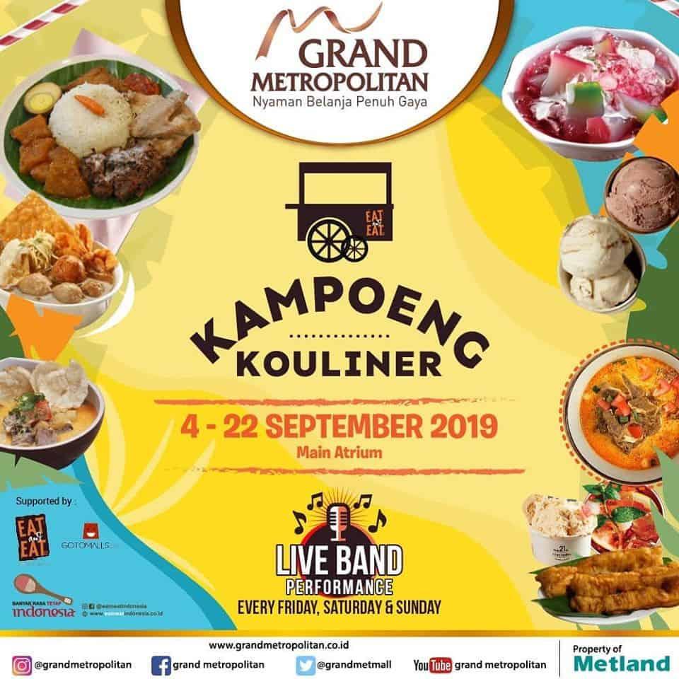 Kampoeng Kouliner 2019